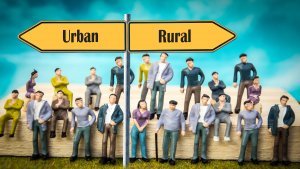 There Are Many Differences In Substance Abuse Between Urban And Rural Areas